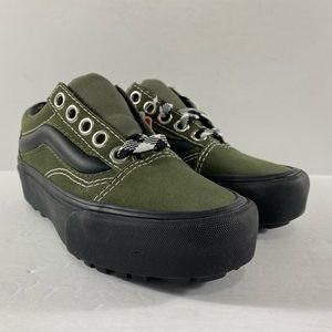 Vans Old Skool Lug Platform 90's Retro Sneakers